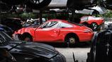 5輛在廢品收購站發現的豪車,有保時捷911,有法拉利250