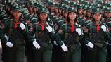 實拍緬甸佤邦女兵:巾幗不讓鬚眉,全是英姿颯爽的佤族妹子