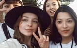 整容臉已經滿足不了韓國人的審美了,看看新晉網紅的異域風情