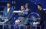 足球——南美解放者杯抽籤儀式舉行