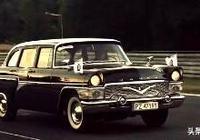 蘇聯海鷗轎車軸距3250毫米,三排7座佈局,V8發動機加速成績20秒