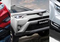 日系緊湊SUV三劍客豐田RAV、日產奇駿、本田CR-V之間的王牌對決