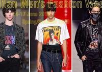 """今夏剪什麼髮型?看看參加米蘭男裝周的這些""""男神""""就知道了"""