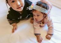 歐弟嬌妻分享倆娃可愛互動 對鏡甜笑軟萌逗趣