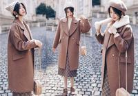 """矮個子的女生穿羽絨服要""""短"""",大衣要""""長"""",才會顯高又顯瘦!"""