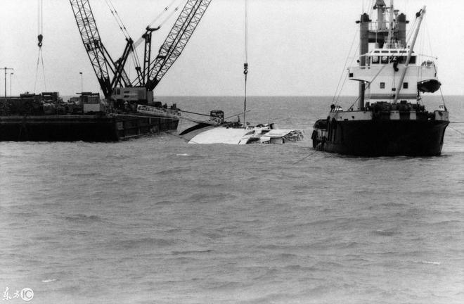 一艘永遠無法駛往蘇聯的船 1984年法國核貨船沉沒事件回顧