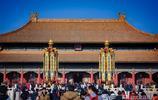 北京故宮過大年·乾清宮天燈