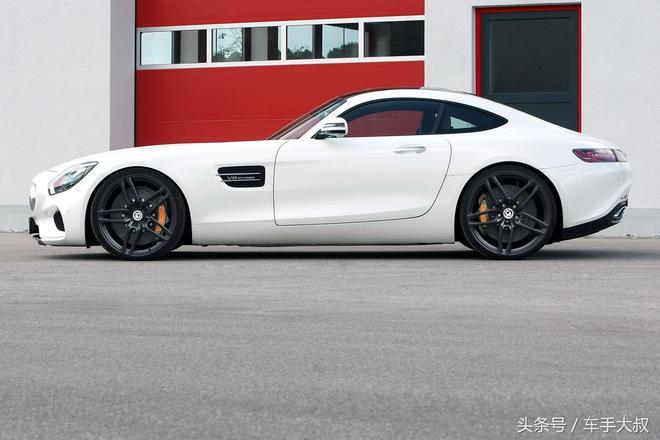 亂入寶馬御用三大改裝商之一G—POWER,挑戰梅賽德斯奔馳AMG GT S