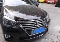 豐田皇冠升級丹拿342三分頻喇叭與丹拿A6004汽車功放!寶安非常城市