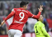 德甲球員民調:萊萬當選德甲賽季最佳球員