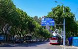 """北京大風颳出""""高顏值""""藍天,萬里無雲,天空乾淨的像洗過一般"""
