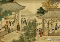 大觀園夜查,除了薛寶釵以外,其實還有3個小姐的房間王熙鳳沒查