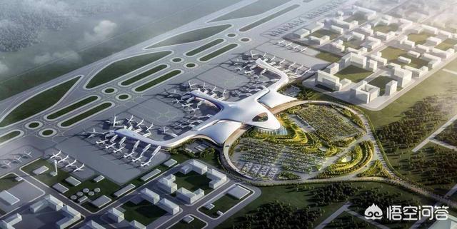 為什麼湛江國際機場,湛江火車西站,湛江高鐵西站都離城市中心較遠?