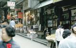 香港老照片,60年代的香港街景