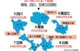 趣味地圖:34個省份誰更大,誰更長,誰更寬?你的家鄉排第幾?