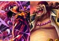海賊王:草帽團主力對戰黑鬍子海賊團,山治是不是太勉強了!