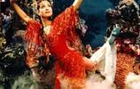 80年代女影星張青,罕見劇照老照片,致逝去的青春歲月