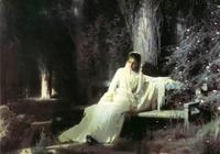 油畫巜月夜》《阿爾卡迪的牧人》欣賞