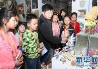 新華重慶小記者走進五號工廠陶藝工作室體驗陶藝