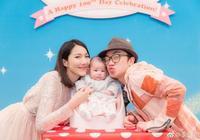 王祖藍女兒百日宴曝光,網友:王祖藍的基因也太強大了吧!