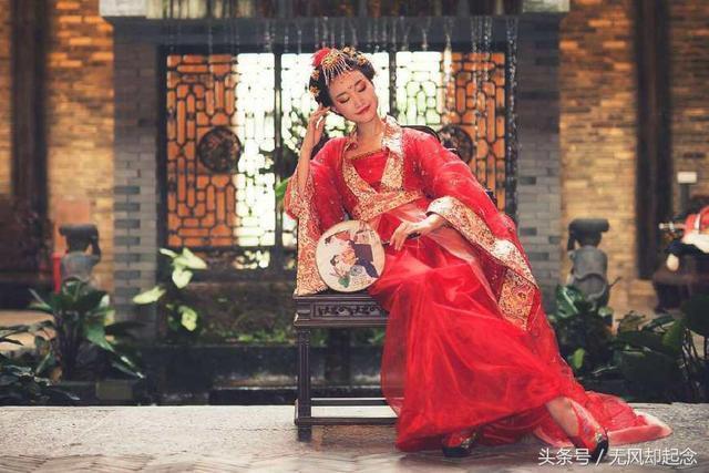 這位美女是唐宣宗的生母,40年前,大家都笑話她會生個皇帝!