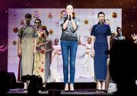 從董潔到白百何、李小璐,三位話題女星穿旗袍,董潔真是美極了!