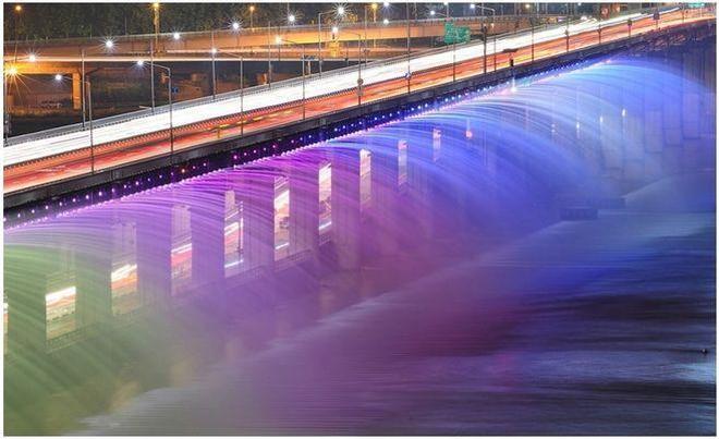 夜景圖集:欣賞不一樣的夜景,感受來自韓國的美麗