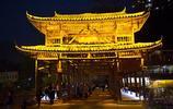 《旅遊圖集》遊覽貴州省黔東南西江千戶苗寨千戶燈夜景之遊記