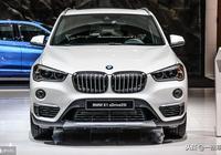 2020款BMW X1 SUV中期改款車型首次亮相