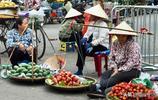 越南河內首都街頭實拍 你看看放在國內大概是什麼水平呢?