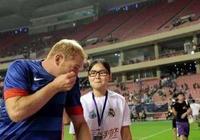 前申花外援:首個冠軍可能是花錢買的 不培養青訓中國足球沒進步