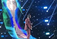 威廉姆森榮獲ESPY年度最佳大學生運動員獎項