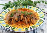金針菇牛肉