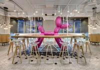 國外時尚餐廳咖啡館:現代的糕點店在基輔