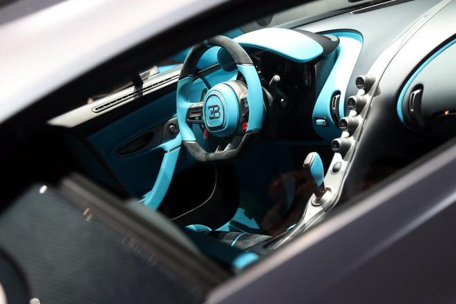 一款更加便宜的布加迪,布加迪Divo日內瓦車展實拍圖發佈