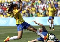 女足世界盃:巴西女足火併牙買加女足