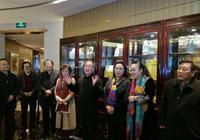 著名書法家李豔秋書法展在西安舉行