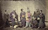 老照片:明治維新前的日本社會
