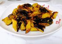 廚師長親自傳授的風味茄子家常做法,外酥裡嫩味道很贊,太好吃了