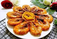 油燜大蝦改良版,吃起來更健康,做法簡單味道贊適合過年吃很下飯