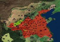 春秋戰國時期到底有多亂,用地圖告訴你,群雄的擴張和小國滅亡