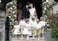 凱特王妃妹妹皮帕大婚刷爆外媒,然而花童boy卻在現場被訓哭了
