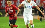 足球——中超:廣州恆大對陣上海上港