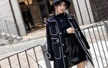 如何在這個冬天穿出氣場,這件呢子大衣幫到你,盡顯女性氣質風采