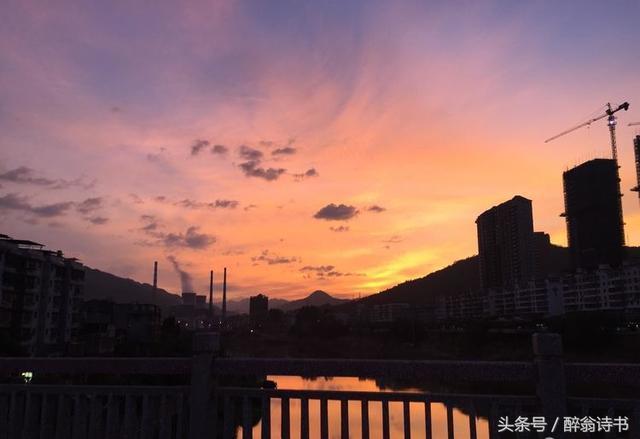 七律· 家鄉美~漳平夜景(步韻和詩)文/陳忠雄 博平峰