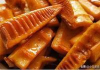 竹筍的季節,廚師長教你油燜竹筍傳統的做法