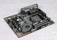 軍規用料打造新銳龍超值座駕 華碩電競特工X570主板評測