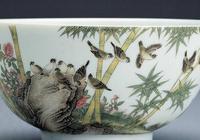 收藏升值最具有價值的瓷器之一-雍正粉彩