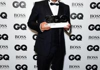 掌聲響起來!孔蒂獲GQ年度特別成就獎
