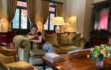 江蘇蘇寧球員吳曦的妻子晒出自己最近的照片,優雅端莊落落大方
